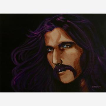 Glenn Frey Original Painting
