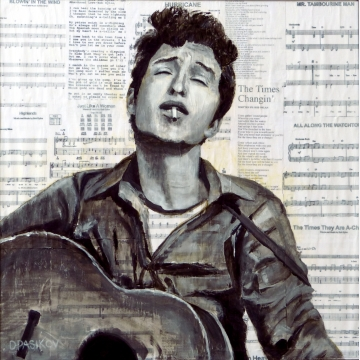 DYLAN Original Painting