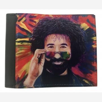 Jerry Garcia Bifold Wallet