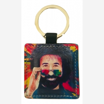 Jerry Garcia Key Fob