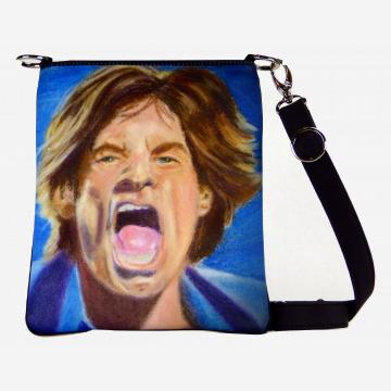 Mick Jagger Hip Bag