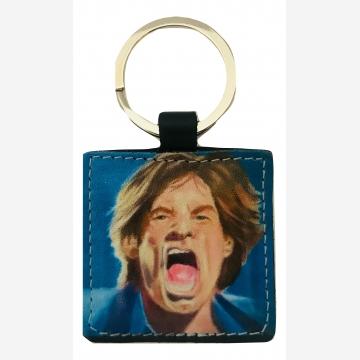 Mick Jagger Key Fob