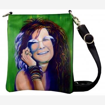 Janis Joplin Hip Bag