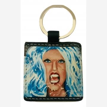 Lady Gaga Key Fob