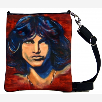 Jim Morrison Hip Bag