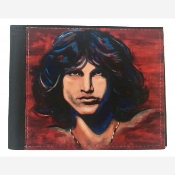 Jim Morrison BiFold Wallet