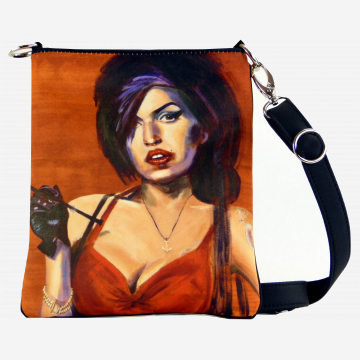 Amy Winehouse Hip Bag