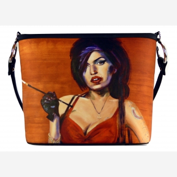 Amy Winehouse Jam Bag