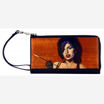 Amy Winehouse Wristlet